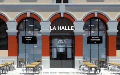 Cahors: bientôt…votre nouvelle Halle