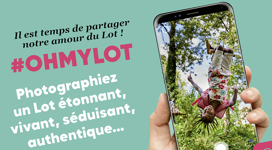 Oh my Lot ! – concours photo du 29 avril au 10 juin 2019