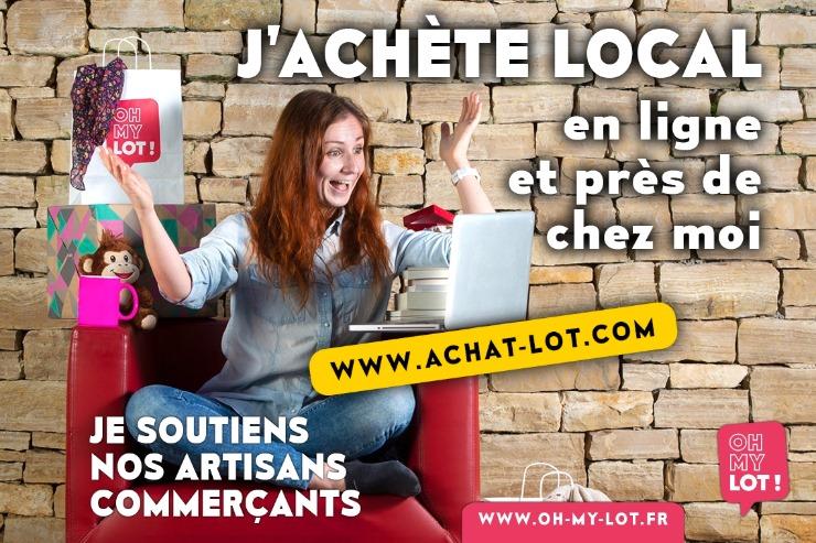 achat-lot.com  : Une plateforme unique en ligne pour les Artisans et Commerçants LOTOIS