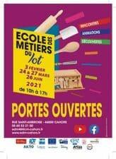 Ecole des Métiers du Lot : Journée Portes Ouvertes