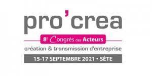 Le congrès des acteurs de l'accompagnement entrepreneurial, du 15 au 17 septembre 2021 à Sète