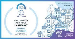 "Lancement du prix ""Ma Ville Mon Artisan"""
