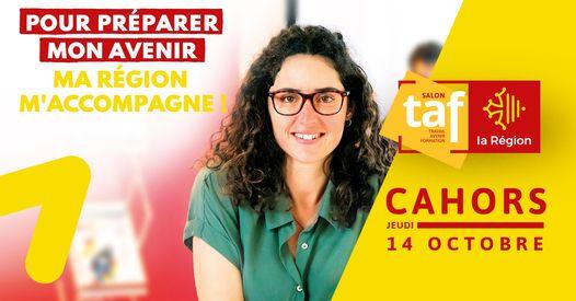 14 oct. Salon Travail-Avenir-Formation à Cahors
