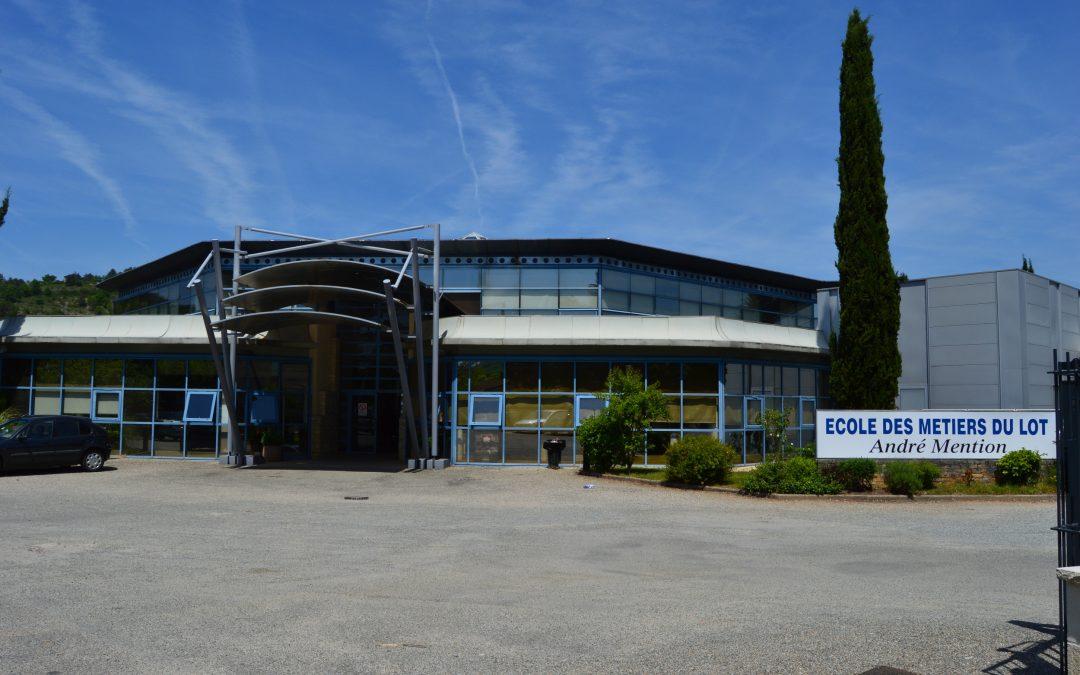 Visites privées du CFA – l'Ecole des Métiers du Lot à Cahors