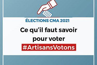 ELECTIONS AUX CMA : CE QU'IL FAUT SAVOIR