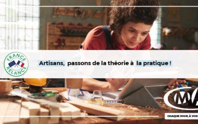 Artisans, passons de la théorie à la pratique